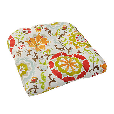 Primavera Floral Outdoor Cushion