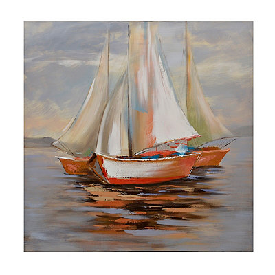 Sail Away Canvas Art