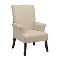 Jana Oatmeal Accent Chair