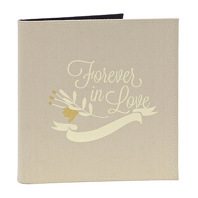 Forever in Love Photo Album