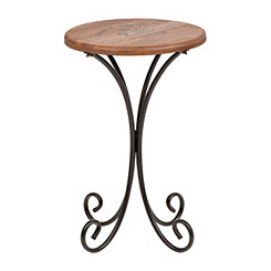 La Maison Round Accent Table