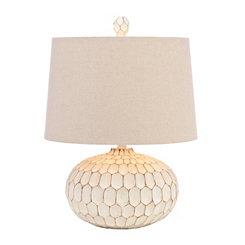 Seneca Cream Table Lamp