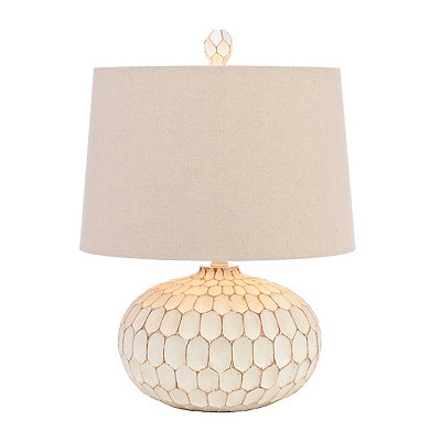 Seneca Cream Table Lamp