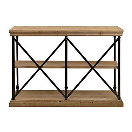 Nice Sonoma Two Tier Console Table
