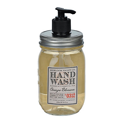 Orange Blossom Heirloom Hand Soap