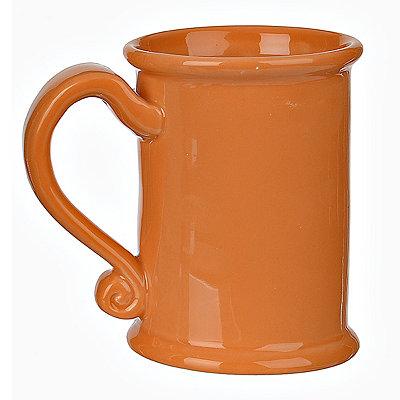 Orange Turino Mug
