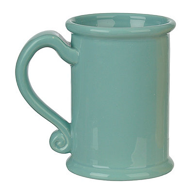 Turquoise Turino Mug