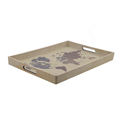 Natural Global Tray