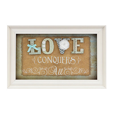 Love Conquers All Shadowbox