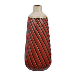 Bailey Red Vase