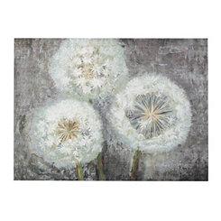Three Wishes Canvas Art Print