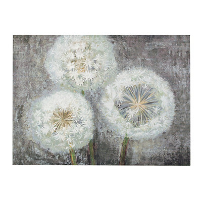 Three Wishes Canvas Art Print