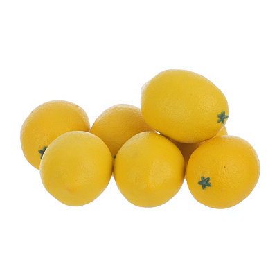 Artificial Lemons, Set of 7