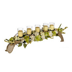 Rose Greenery Centerpiece