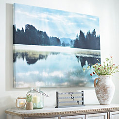 Morning Bliss I Canvas Art Print