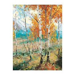 Aspen Symphony Canvas Art Print