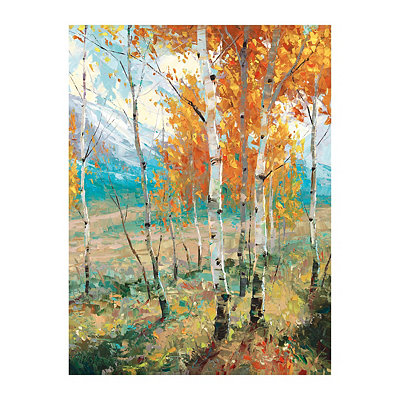 Aspen Symphony Canvas Art Print