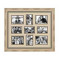 Distressed Ivory Collage Frame