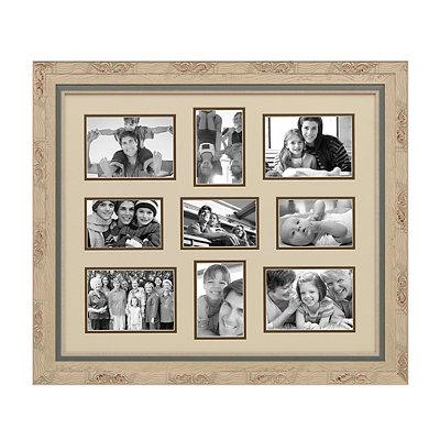 Caroline 9-Opening Collage Frame