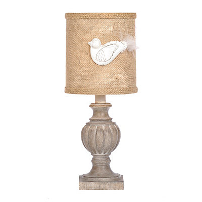 Savannah Bird Accent Table Lamp