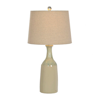 Mary Ceramic Glaze Table Lamp