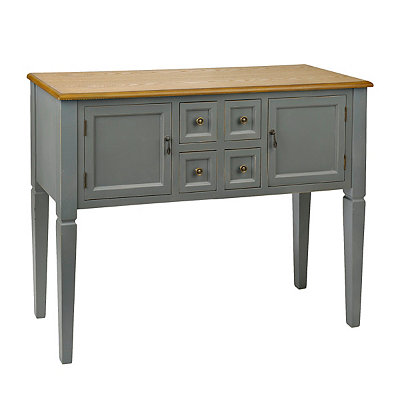 Provence Blue Console Table