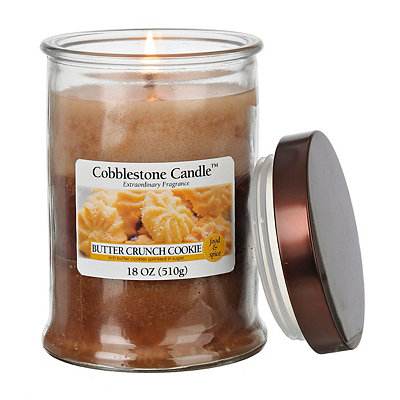 Butter Crunch Cookie Jar Candle
