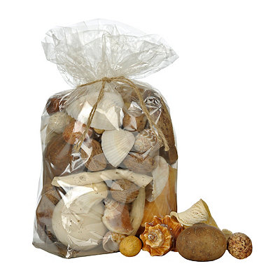 Natural Seashell Potpourri