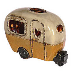 Yellow Camper Tabletop Night Light