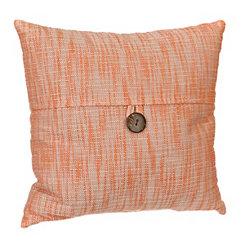 Coral Destiny Pillow
