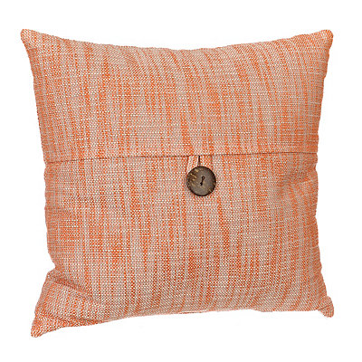 Coral Destiny Pillow