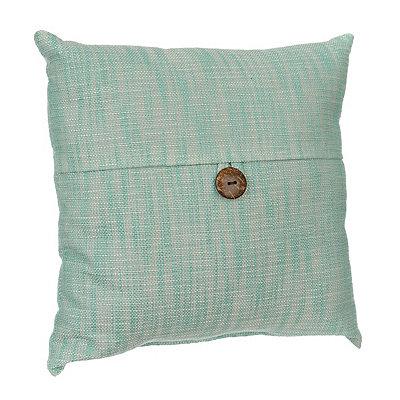 Aqua Destiny Pillow