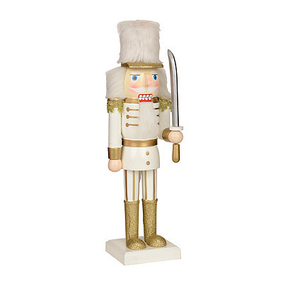 Gold Christmas Nutcracker