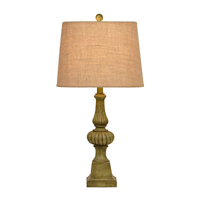 Balsam Brown Table Lamp