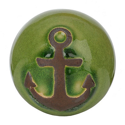 Green Anchor Orb