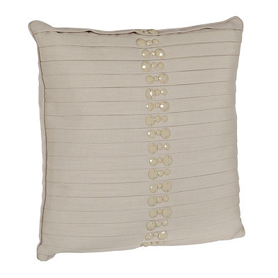 Biscotti Briana Pleated Pillow