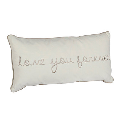 Love You Forever Accent Pillow