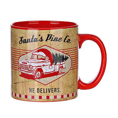 Santa's Pine Co. Mug