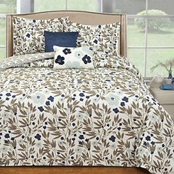 Misty Floral 5-pc. King Comforter Set
