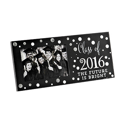 2016 The Future is Bright Picture Frame, 4x6