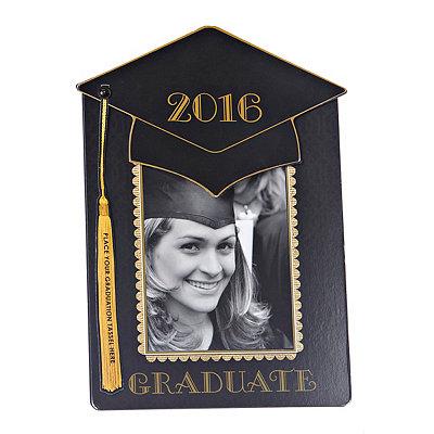 2016 Graduate Tassel Picture Frame, 4x6