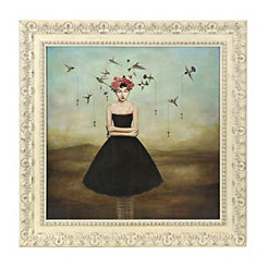 Frame of Mind Framed Art Print