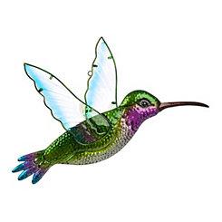 Blue Glass Hummingbird