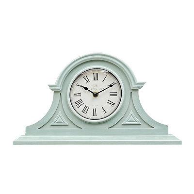 Elizabeth Turquoise Tabletop Clock