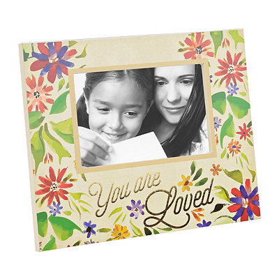 You Are Loved Picture Frame, 4x6