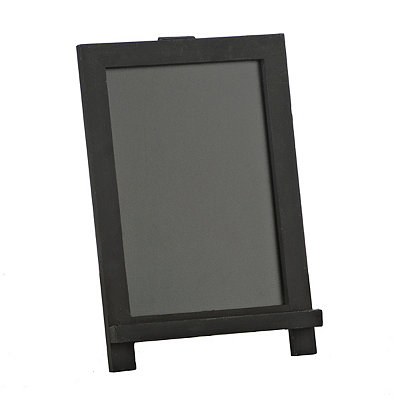 Black Mini Chalkboard