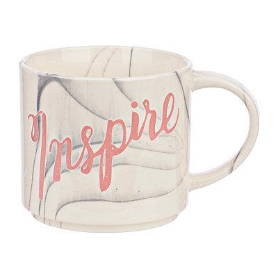 Marble Inspire Mug