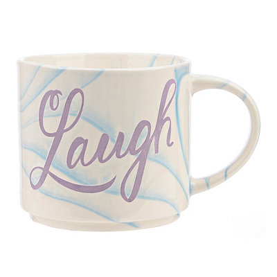 Marble Laugh Mug