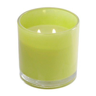 Green English Ivy Jar Candle