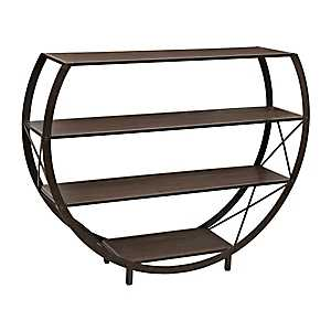 Santa Monica 3-Tier Circle Shelf